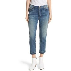 """NWOT The GREAT Crop """"The Fellow"""" Jeans sz 2"""
